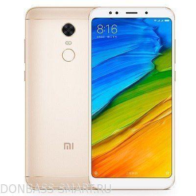 1d6fd3538c411 Смартфон Xiaomi Redmi 5 Plus 3-32Gb Gold в Донецке,Макеевке.