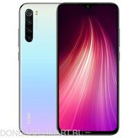 Xiaomi Redmi Note 8T (4\64Gb) (White) Global Version
