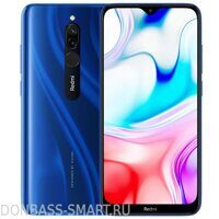 Xiaomi Redmi 8 (4\64Gb) (Blue) Global Version