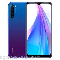 Xiaomi Redmi Note 8T (4\64Gb) (Blue) Global Version