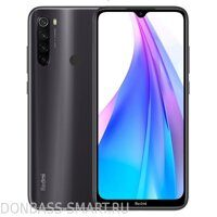 Xiaomi Redmi Note 8T (4\64Gb) (Grey) Global Version
