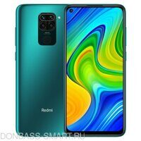 Xiaomi Redmi Note 9 (3\64Gb) (Green)  Global Version