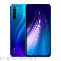 Xiaomi Redmi Note 8 4/64GB (Blue) Global Version