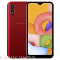 Samsung Galaxy A01 (2\16Gb) Red