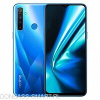 Realme 5 (3\64Gb) Blue Global Version