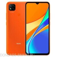 Xiaomi Redmi 9C NFC (3\64Gb) Orange Global Version