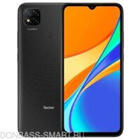Xiaomi Redmi 9C (3\64Gb) Grey Global Version