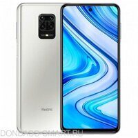 Xiaomi Redmi Note 9 Pro (6\64Gb) (White) Global Version