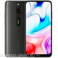 Xiaomi Redmi 8 (3\32Gb) (Black) Global Version