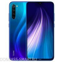 Xiaomi Redmi Note 8 (4\128Gb) (Blue) Global Version
