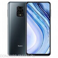 Xiaomi Redmi Note 9 Pro (6\128Gb) (Grey) Global Version